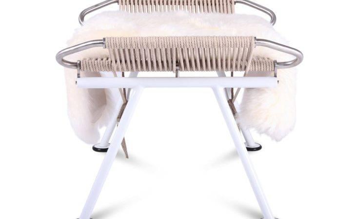 Optional Matching Ottoman Collector Replica Flag Halyard Chair