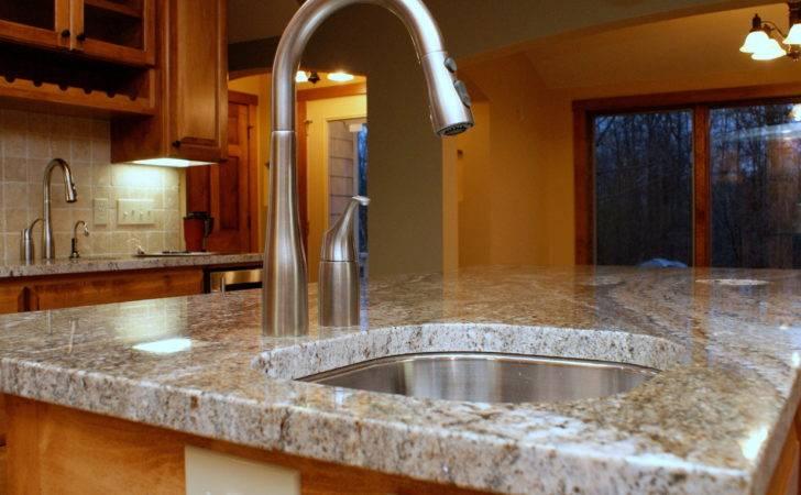 Options Water Sink Faucet Countertop Granite Countertops Recycled