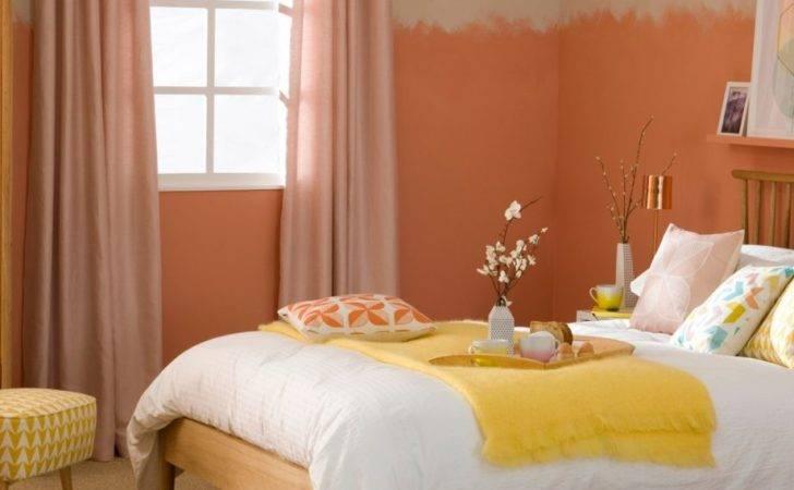 Orange Blue Bedroom Bright Teal Stylist Ravishing