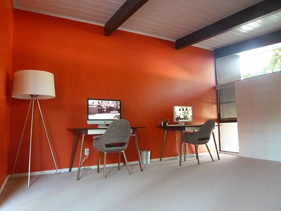 Orange Peel Fogmodern