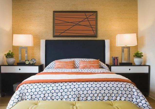 Orange Yellow Blue Bedroom Color Concepts Pinterest