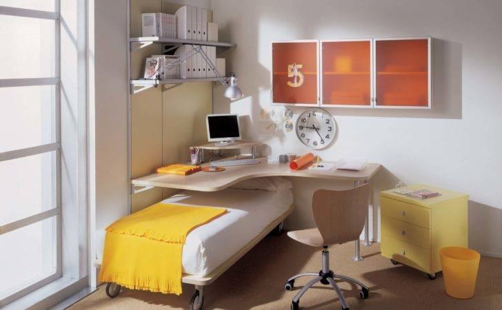 Orange Yellow Kids Room Stylehomes