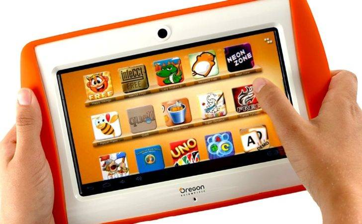 Oregon Scientific Debuts Meep Tablet Kids Androidguys