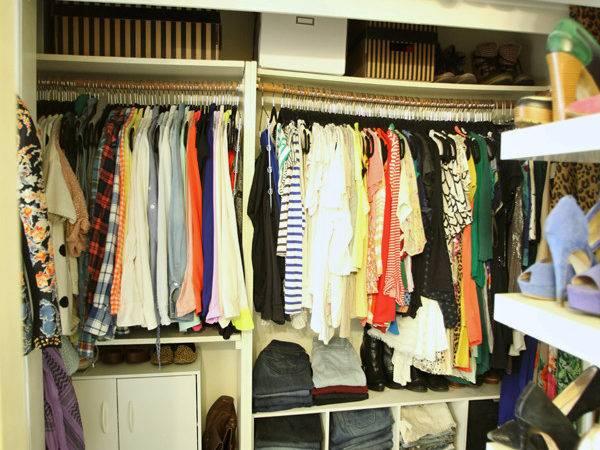 Organize Small Closet Sliding Doors Winda Furniture