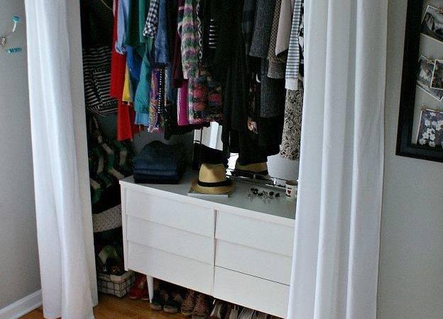 Organizing Small Closet Budget Diy Organization