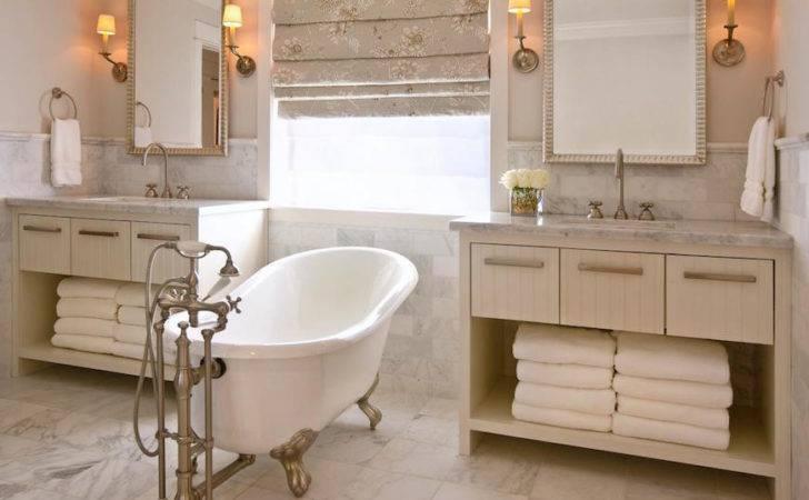 Original Bathroom Vanities Decesare Design Group Double Tub