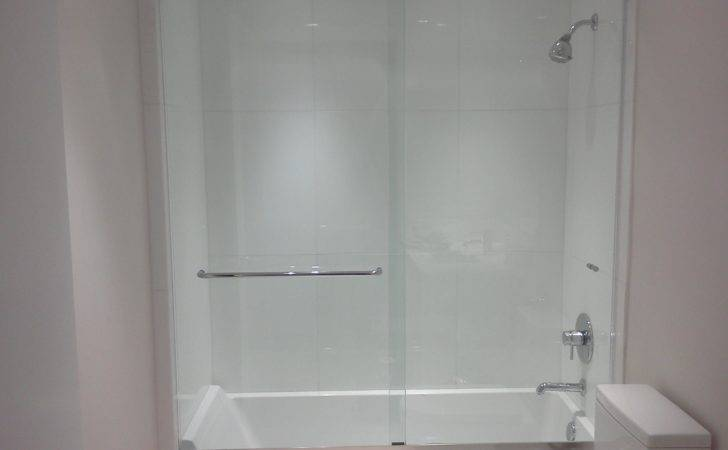 Original Frameless Shower Doors Diy Glass Enclosures Home