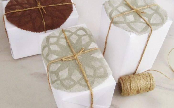 Original Morgan Levine Felt Gift Wrap Beauty Twine Rend