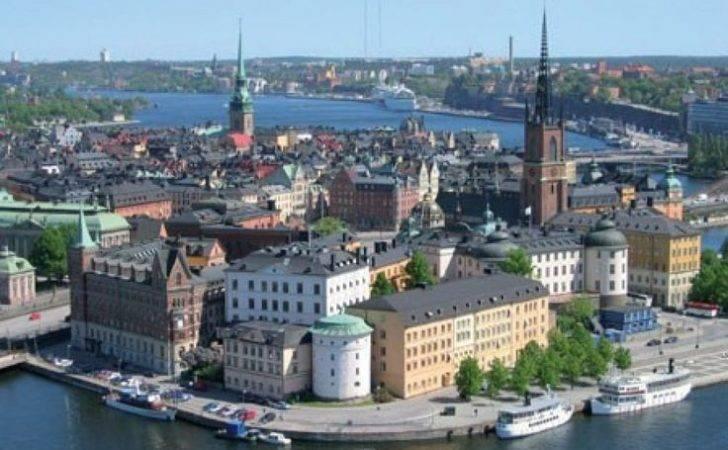 Oslo Norway Terror Scandinavian Paradise