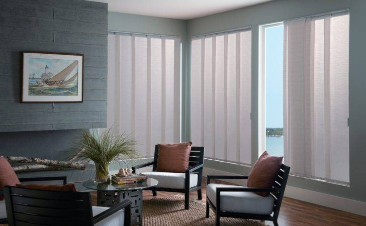 Other Window Treatment Ideas Sliding Glass Doors Treatments