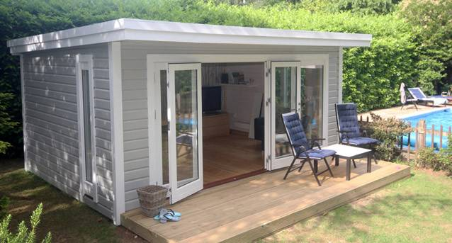 Our Clients Choose Nordic Room Their Garden Gain Extra