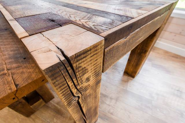 Our Reclaimed Furniture Edmonton Urban Timber Wood