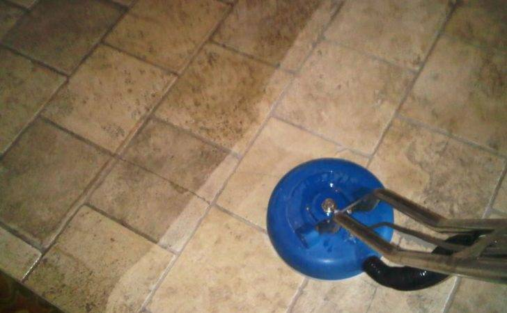 Our Tile Cleaning Services High Pressure Steam
