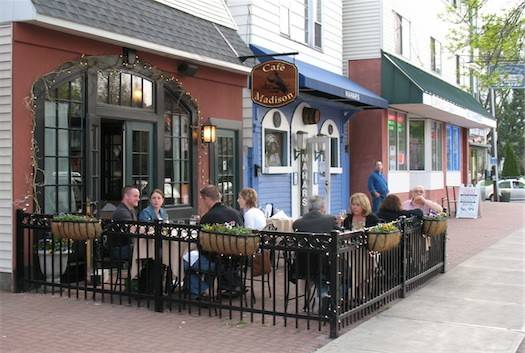 Outdoor Cafe Fencing Alloveralbany Maps Dining