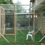 Outdoor Cat Shelter Enclosure Cats Farm Animals