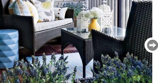 Outdoor Decor Polished Casual Balcony Style Home Suzie