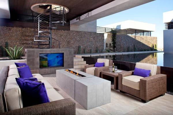 Outdoor Furniture Lounge Sofas