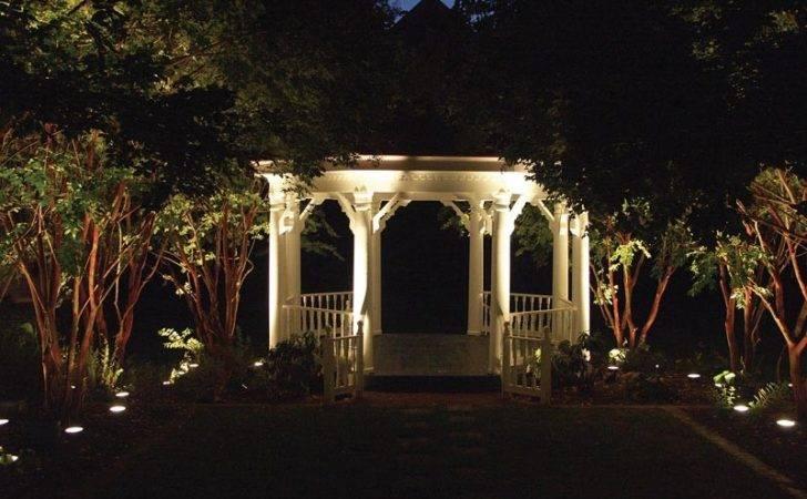 Outdoor Gazebo Lighting Ideas