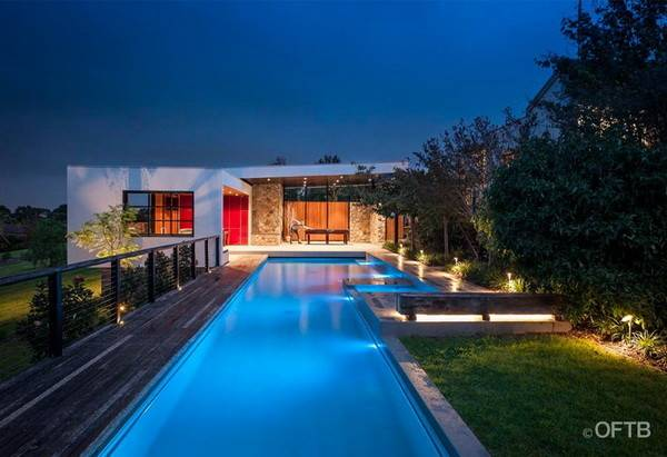 Outdoor Living Space Berwick Oftb Melbourne Stylish Eve
