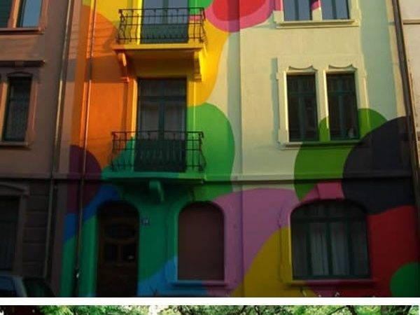Outdoor Mural Ideas New Little House Redo Gardens