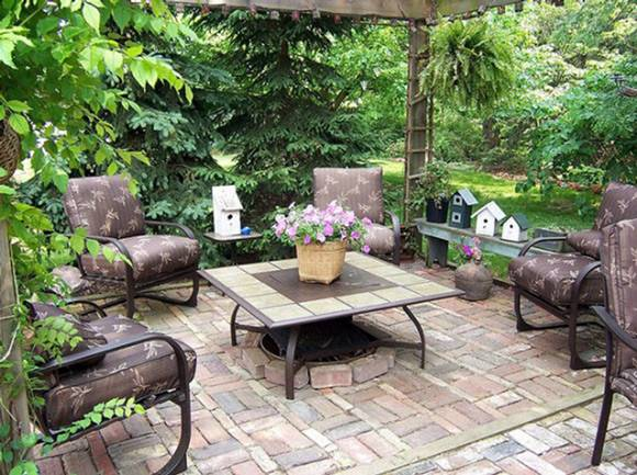 Outdoor Patio Design Ideas Photos