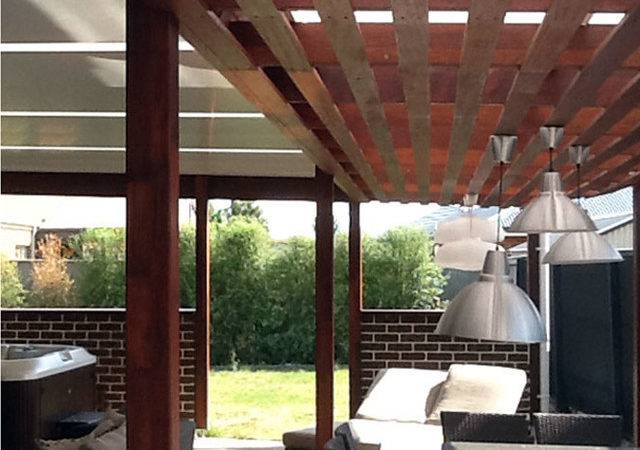 Outdoor Room Modern Patio Melbourne Project Centre