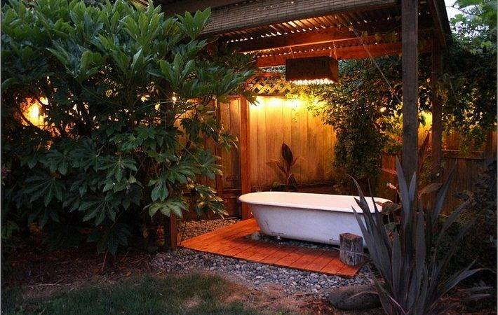 Outdoor Spa Ideas Your Home Inspiration