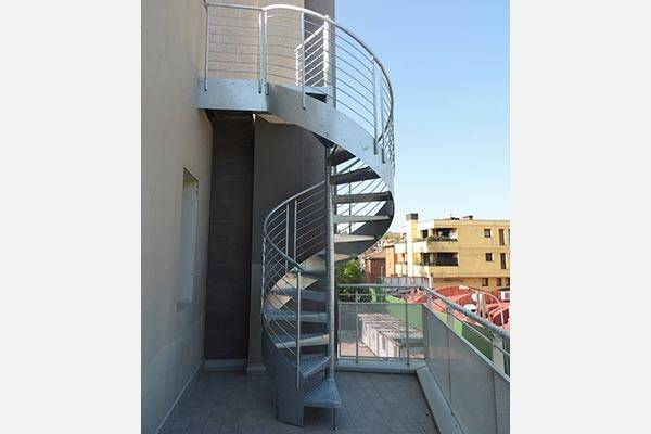 Outdoor Spiral Stairs Staircases Estairs