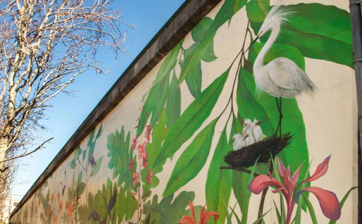 Outdoor Wall Art Oakland California Native Birds