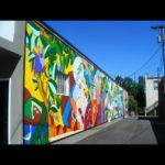 Outdoor Wall Mural Murals Denver Muralist