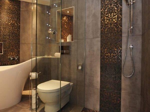 Outside Box Bathroom Tile Ideas