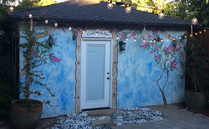 Outside Wall Murals Outdoor Mural Examples
