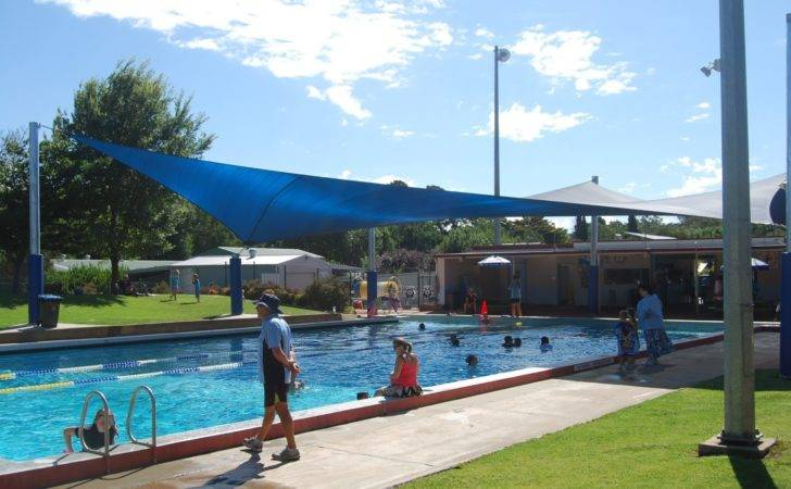 Over Pools School Shade Swimming Pool Covers