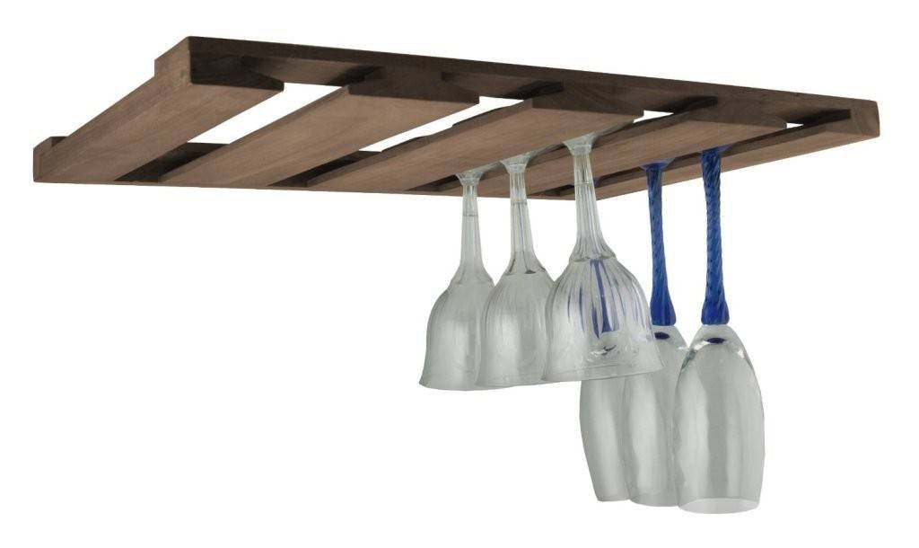 Overhead Wineglass Rack Large Glasses Seateak Iboats