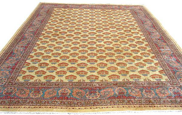 Overstock Features Gigantic Over Sized Persian Carpet