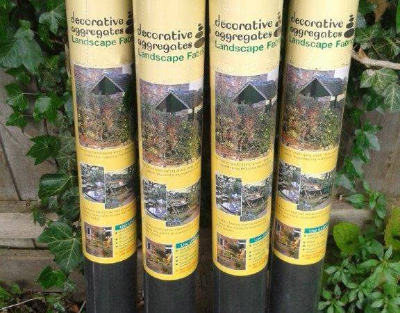 Pack Landscape Fabric Weed Prevention Membrane