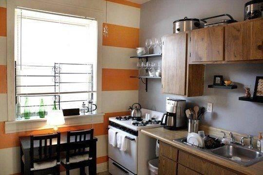 Paint Color Portfolio Orange Kitchens