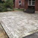 Paint Concrete Patio Design Ideas Further Duron Colors Addition