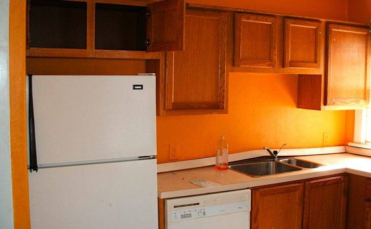 Paint Kitchen Wall Orange Colors Ideas House Painting