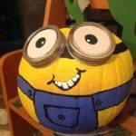 Paint Minion Pumpkin Recipe