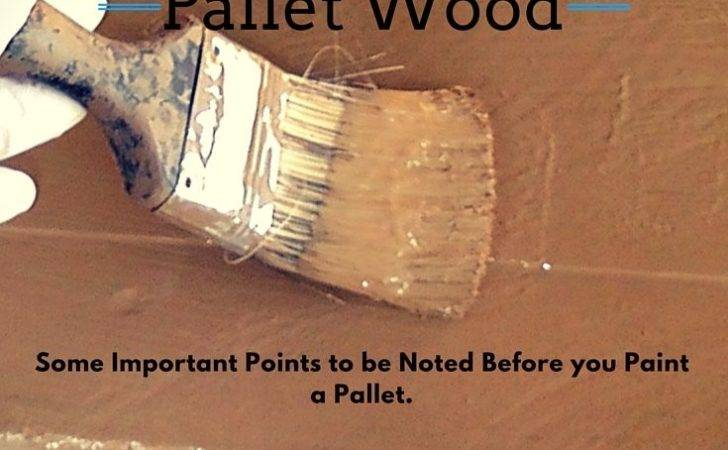 Paint Pallet Wood Must Know