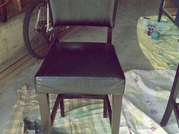 Paint Vinyl Upholstery