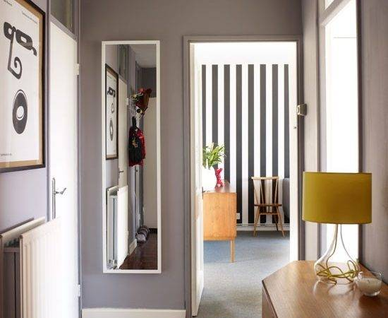 Paint Walls Smart Grey Hallway Hall Ideas Style