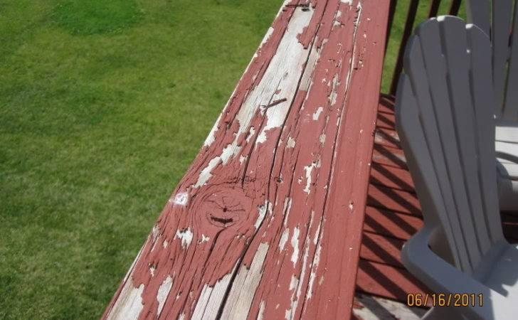 Painted Deck Rails Decor House