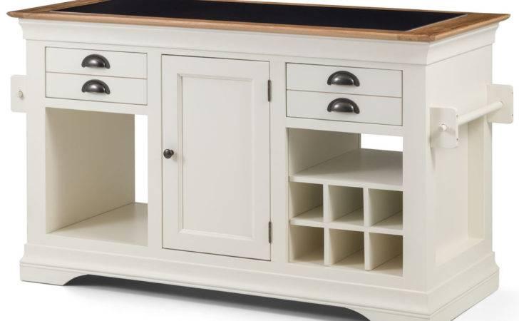 Painted Furniture Large Granite Top Kitchen Island Unit Worktop Ebay