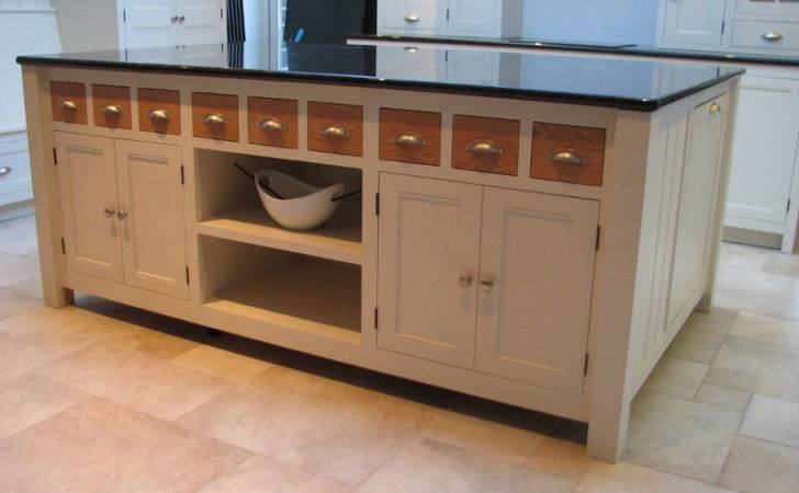 Painted Kitchen Islands Large Island Granite Worktop Inspiration
