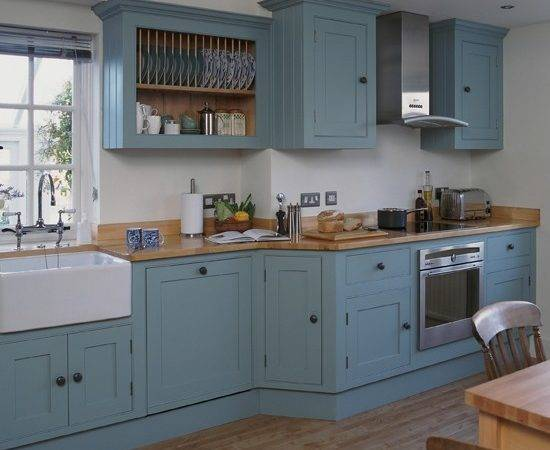 Painted Shaker Style Kitchen Cabinets Love Kitchens