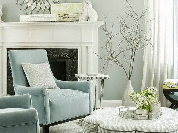 Painting Living Room Gray Pretty Colors Inspiration