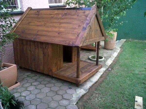Pallet Garden Outdoor Diy Ideas Pallets Dog House