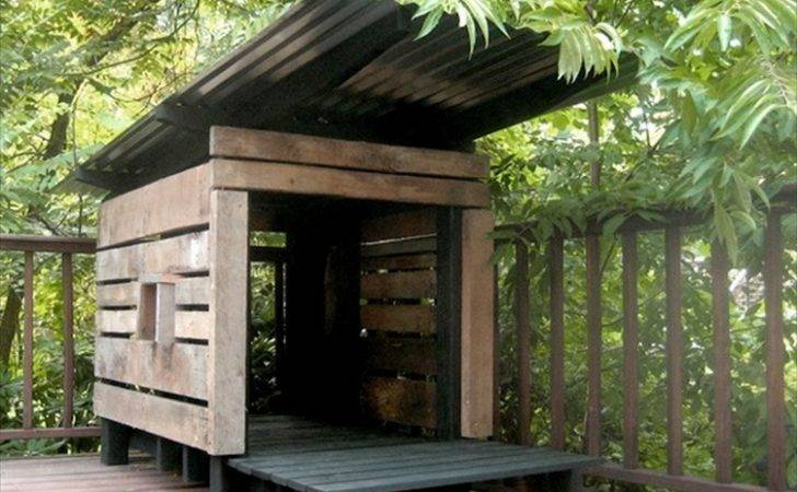 Pallet House Ideas Projects Tagged Dog